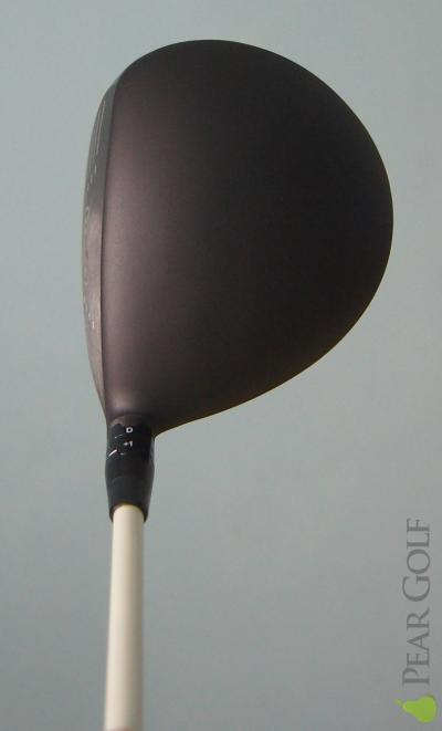 Callaway Big Bertha Alpha 816 Double Black Diamond 9度木桿