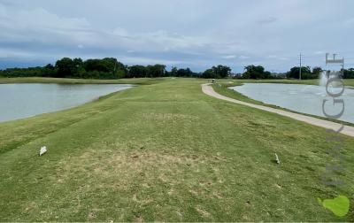 The player course at Watters Creek/9洞!